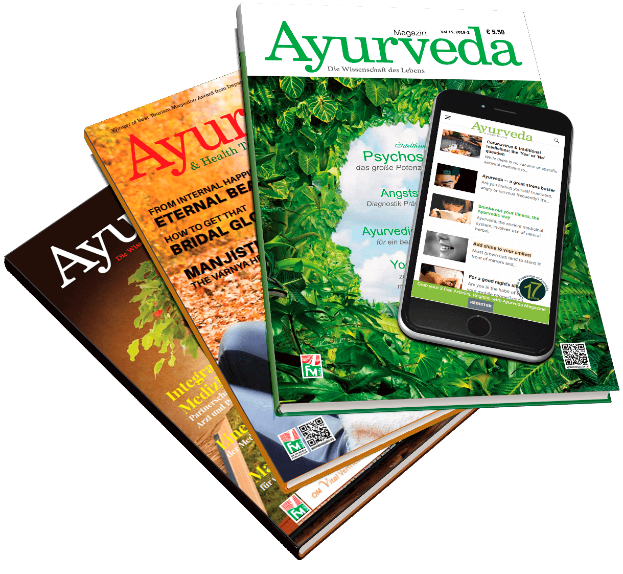 Ayurveda magazine fmmedia